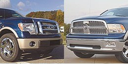 Dodge Ram vs. Ford F-150: Round two