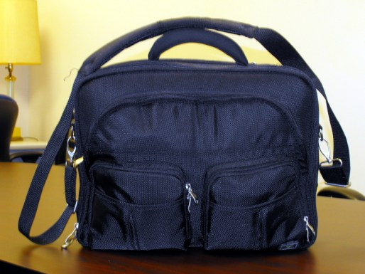 Review: Skooba Checkthrough Bag