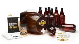 Brown Bottle DIY with Mr Beer