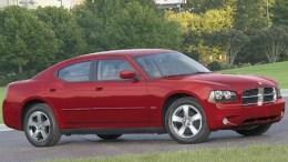Dodge Charger still making tracks