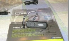 Griffin SmartTalk Bluetooth Headset Review