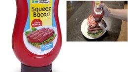 Squeeze Bacon -- finally my prayers are answered