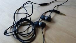 Radius Atomic Bass Earphones for iPhone W/ Built-in Mic - Review