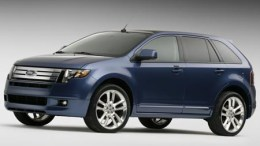 New Sport model gives Ford 'Edge' on competition