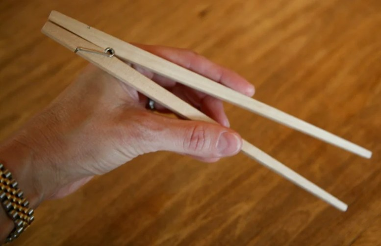The Useful Things Clothespin Chopsticks Review