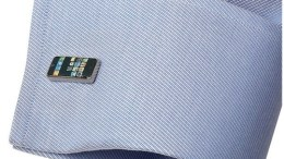 iPhone cufflinks complement your Apple collection