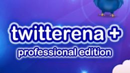 Twitterena+ Pro for iPhone OS Review