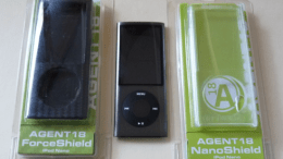 Agent18 Rolls Out Two New Cases For iPod Nano G5 - Review