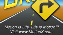 Review: MotionX GPS Drive