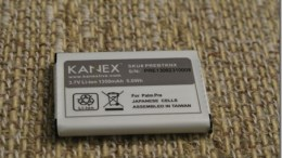 Kanex High Capacity Battery for the Palm Pre Review