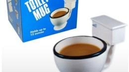 Toilet Coffee Mug Puts Fun Back into Holiday Grab Bag Gifts