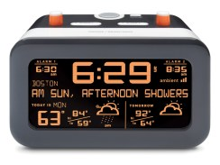 The Flurry Alarm Clock Wants to Wake You With Weather  The Flurry Alarm Clock Wants to Wake You With Weather  The Flurry Alarm Clock Wants to Wake You With Weather