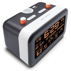 The Flurry Alarm Clock Wants to Wake You With Weather  The Flurry Alarm Clock Wants to Wake You With Weather  The Flurry Alarm Clock Wants to Wake You With Weather  The Flurry Alarm Clock Wants to Wake You With Weather