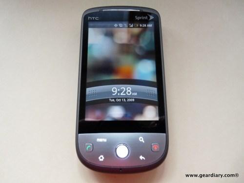 Sprint HTC Hero -12