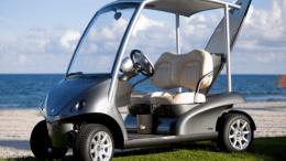 Garia: Golf Cart made by the hands that build Porsches