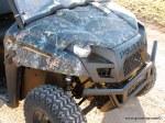 The Polaris Ranger EV Is Quiet Fun