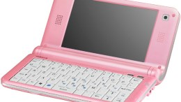 The UMID mbook Pink Edition for the Impossible-to-buy-for Girly Gadget Girl