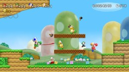 "Wii Game ""New Super Mario Bros"" Is Fastest 'Single Game' to Sell 10 Million Copies"
