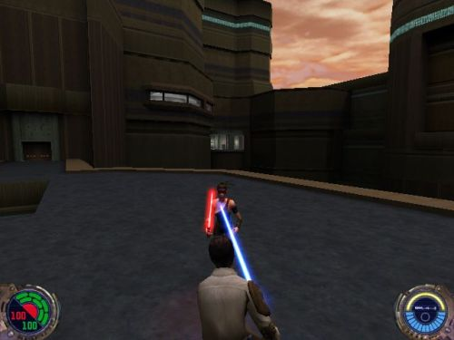 Star Wars Jedi Outcast for Nintendo Switch - Not the Port You're Looking For!