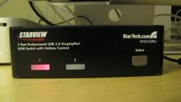 StarTech DisplayPort KVM Switch Review