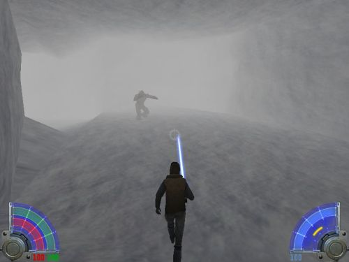 GearDiary Retro Gamer Review: Star Wars Jedi Academy (2003, PC)