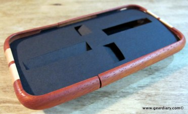 The Amazing Miniot iWood Cobra iPhone Case