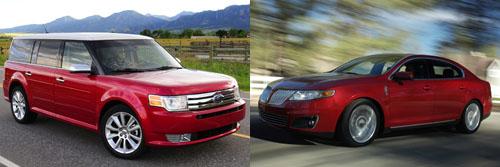 (Photos courtesy Ford/Lincoln)