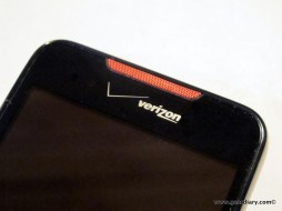 GearDiary A Quick Look at the Verizon HTC Droid Incredible Android Phone