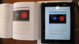 Books on the iPad: Comparing the Printed Page to ePub and PDFs