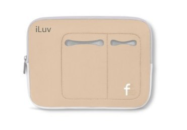 Amazon.com_ iLuv 9.7 Inch Neoprene Sleeve for iPad - Beige