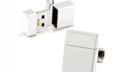 USB Flash Drive Cufflinks- What The Well-Dressed Geek Is Wearing These Days