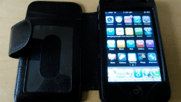 Sena Walletbook for iPhone 3GS Review