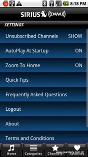 Sirius XM For Android Arrives  Sirius XM For Android Arrives  Sirius XM For Android Arrives  Sirius XM For Android Arrives  Sirius XM For Android Arrives  Sirius XM For Android Arrives