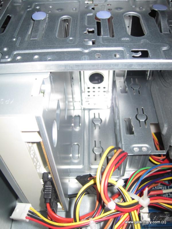 GearDiary Lenovo A63 Desktop Computer Review