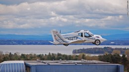 Buy a Flying Car...for the Price of a Small House!