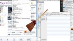 GearDiary All In For Web Based Apps:  A Desktop Clean In Progress