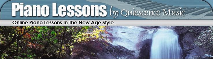 Quiescence Piano Lessons