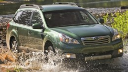 2011 Subaru Outback: Swiss Army Knife on Wheels