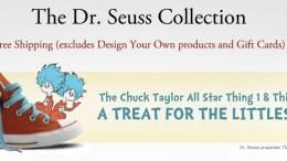 Dr. Seuss Comes to Converse!
