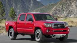 Toyota Tacoma now calling Texas home