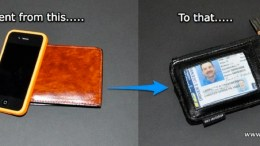 eHolster Front Pocket Wallet iPhone Case Review