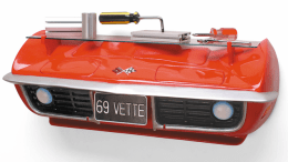 Relive Your First Love with a Classic Car Shelf