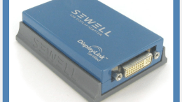 Gear Review: Sewell Minideck USB to DVI/VGA Display Adapter