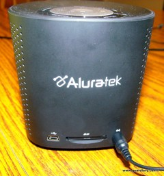Review: Aluratek Bump AMS01F MP3/FM Radio Boombox