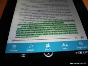 GearDiary Review: NOOKcolor by Barnes and Noble