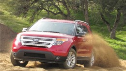 GearDiary 2011 Ford Explorer: The SUV for the 21st Century?