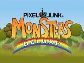 pixeljunk monsters deluxe logo