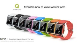 iWatchz; Why Just Listen to Your Nano When You Can Wear It?