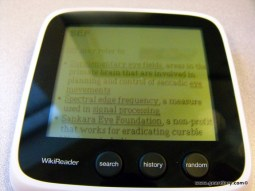 Review: The Wikireader  Review: The Wikireader  Review: The Wikireader  Review: The Wikireader  Review: The Wikireader  Review: The Wikireader  Review: The Wikireader