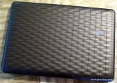 Checking out the ASUS Eee PC 1008P Seashell Karim Rashid Collection Netbook